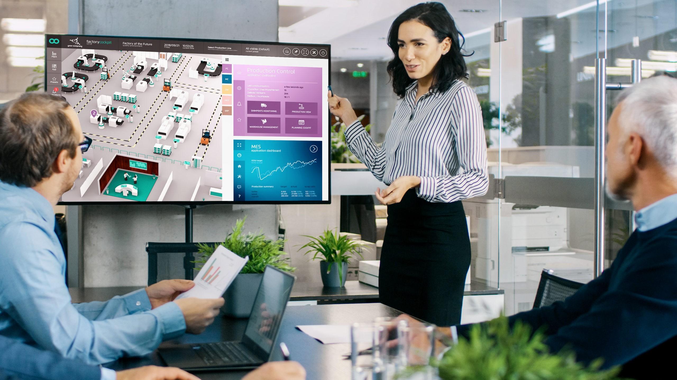 Digital Twin | Factory management software