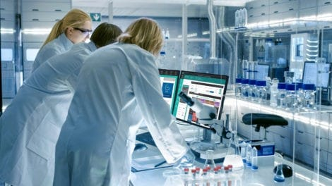 Production Monitoring System in Pharmaceuticals