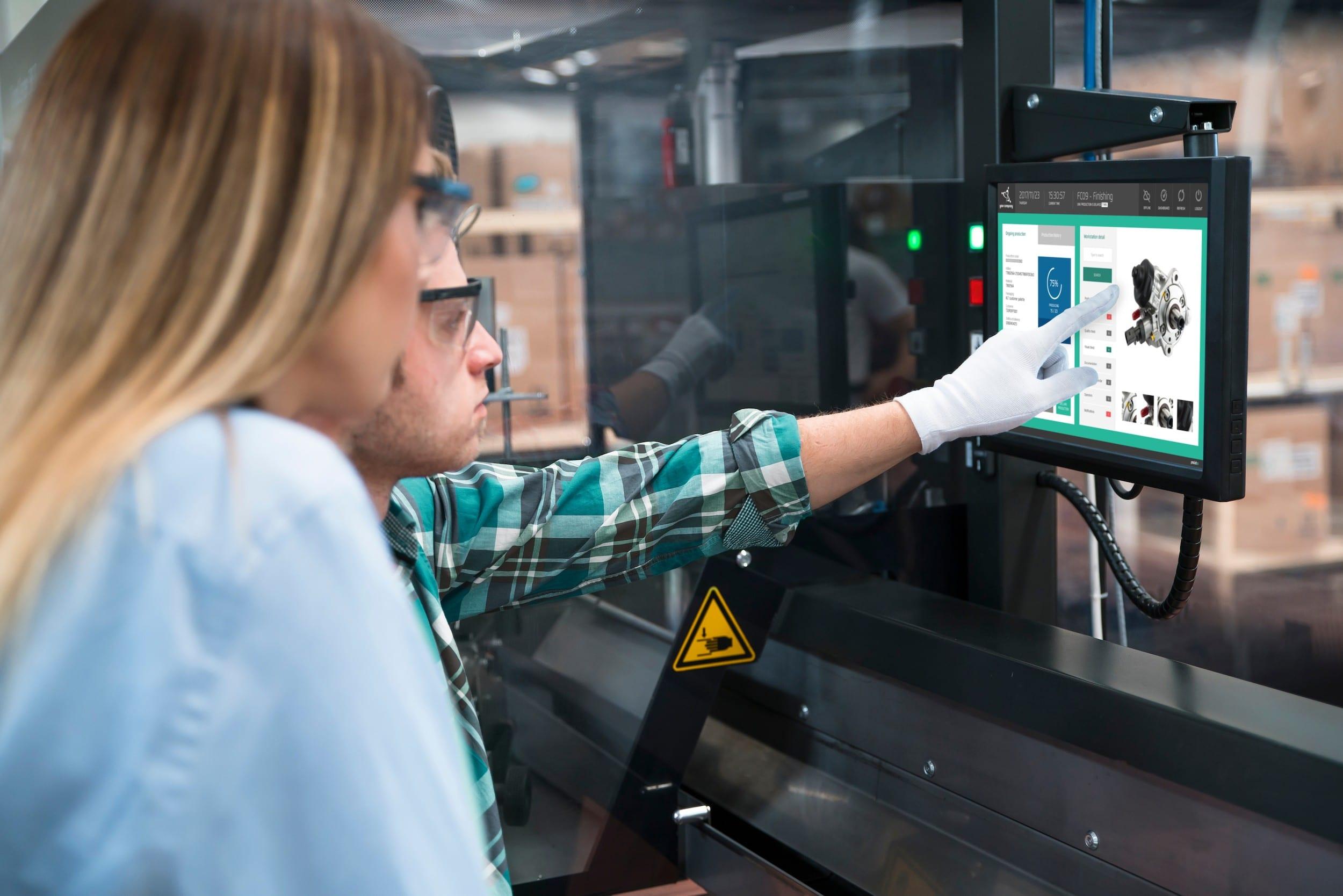 Digital Workstation for partners | MES | Training