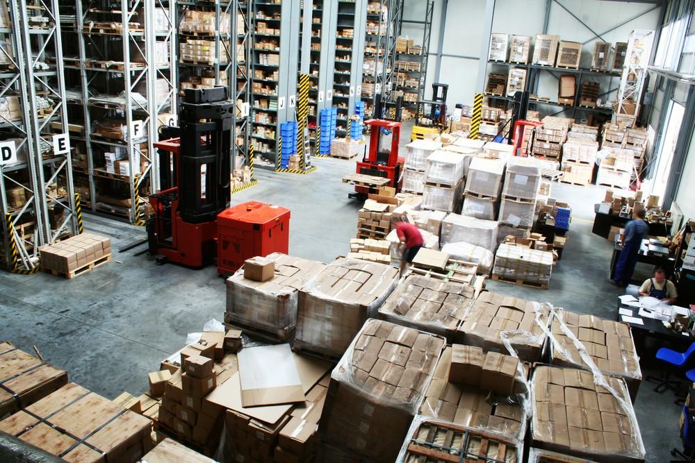 Warehouse logistic | Training