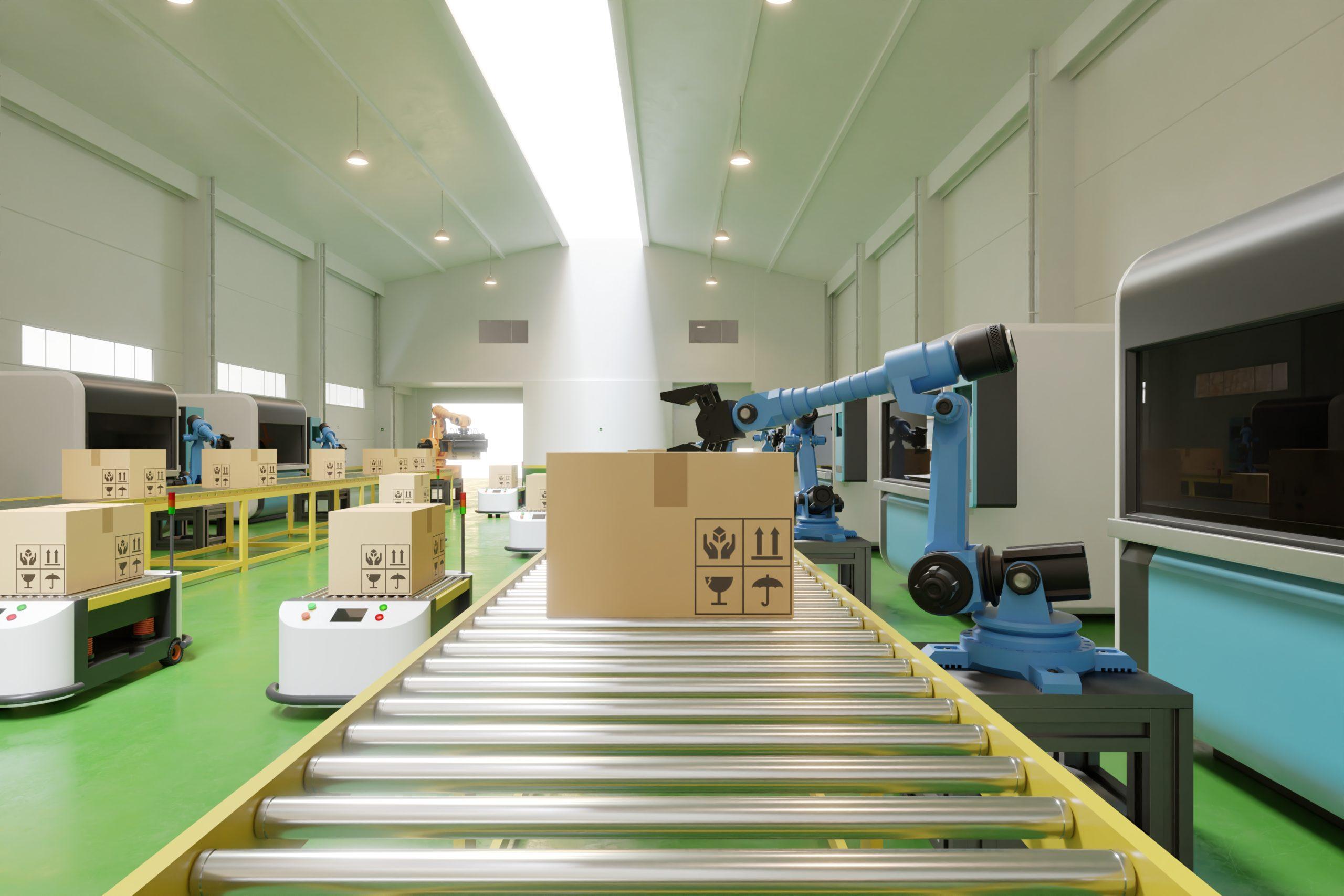 Production Logistics | Training